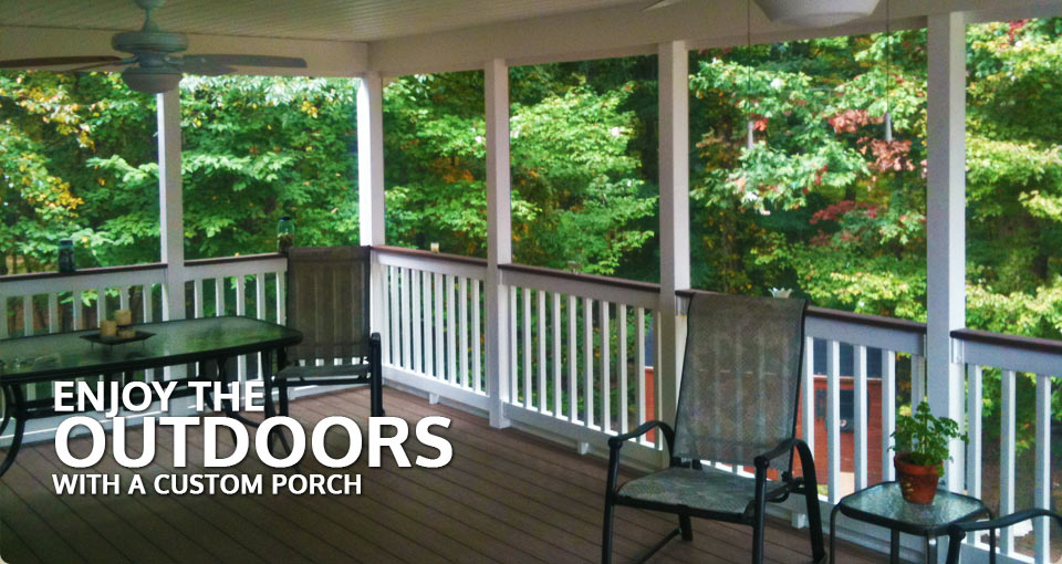 Maryland Deck Company And Patio Contractor | Trademark Deck And Patio